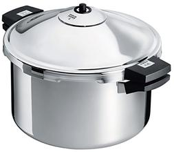 Kuhn Rikon Duromatic Hotel Stainless Steel Pressure Cooker w