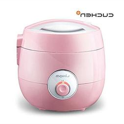 Lihom Cuchen Rice Cooker for 6 Persons Steamer Korean Multi-