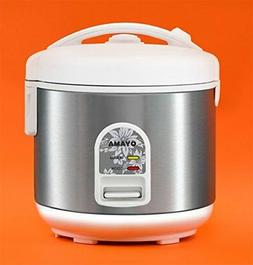 Oyama - 5-cup Rice Cooker - White