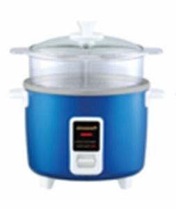 PANASONIC Rice Cooker/Steamer SR-Y18FGJ, Color BLUE