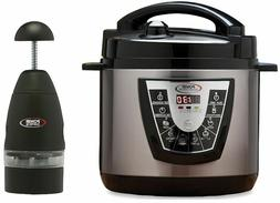 6-Quart Electric Pressure Cooker