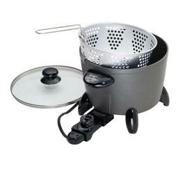 Presto® - Options™ Multi-cooker/steamer - Black