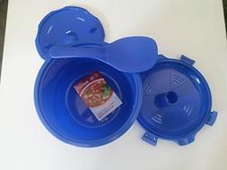 Sistema Microwave Multi Cooker 87.9 Oz 2.61 L Blue