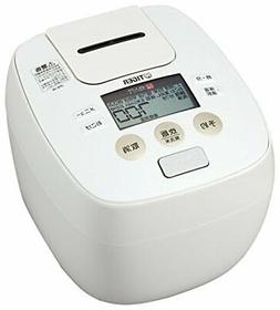 TIGER IH pressure rice cooker cooked  JPB-W100-W White