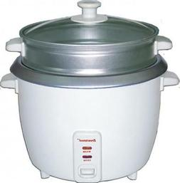 Rice Cooker/Non Stick/With Steamer/8-Cups