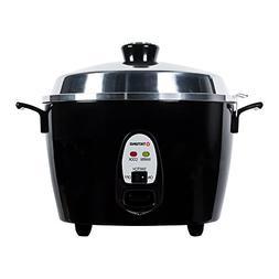 Tatung TAC-10GS-BL 10 Cup Multi-Functional Aluminum Rice Coo
