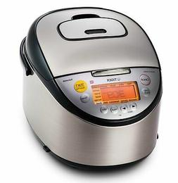 Tiger JKT-S18U 10-Cup  Multi Purpose IH Cooker  with Tacook
