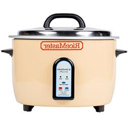 Town 56822 25 Cup Electric Rice Cooker / Warmer - 120V, 1700