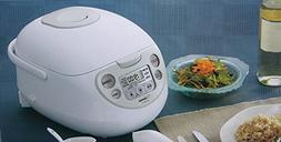 Zojirushi Micom Rice Cooker and Warmer, up to 5.5 Cups Uncoo