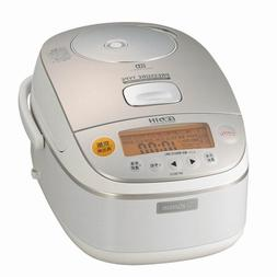 Zojirushi NP-BS10-WB IH 5-cup Pressure Rice Cooker and Warme