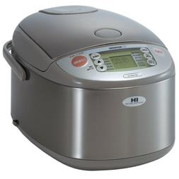 Zojirushi NP-HBC18 10-Cup  Rice Cooker and Warmer with Induc