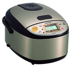 Zojirushi NS-LHC05XT Micom Rice Cooker & Warmer, Stainless D