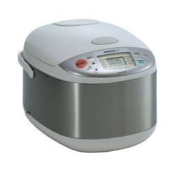 Zojirushi NS-YAC18 Umami Micom 10-Cup  Rice Cooker and Warme
