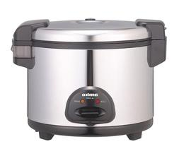 Amko AK-50RC 60 Cups Rice Cooker Warmer 120 Volts 60 HZ