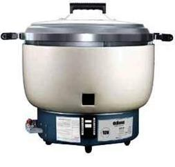 Amko Ak-55rc 55 Cups Natural Gas  Rice Cooker