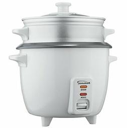 Brentwood Appliances TS-380S Rice Cooker, White 4 pack