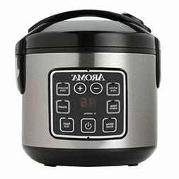 Digital Cool-Touch Rice Cooker and Meat Vegetable Steamer St