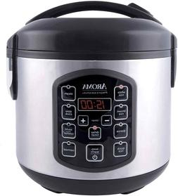 Aroma Housewares ARC-954SBD Rice Cooker, 4-Cup uncooked 2.5