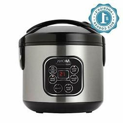 Aroma ARC-964SBD 8-cup Cool Touch Rice Cooker, New Open Box,