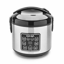 aroma 8c digital cool touch rice cooker