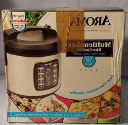 aroma multicooker rice cooker 4 20 cups