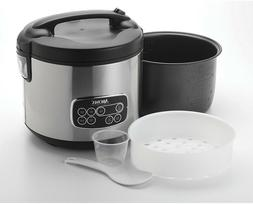 Aroma Professional Rice Cooker ARC-3000SB Slow Cooker Digita