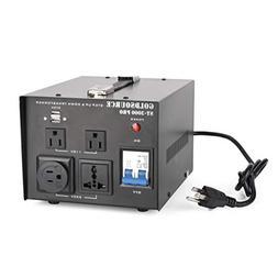 3000W Auto Step Up & Step Down Voltage Transformer Converter
