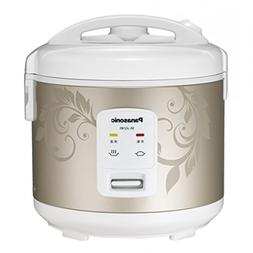 Panasonic Automatic Electric 10 Cup Rice Cooker With Steamer