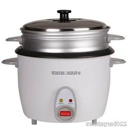 Black And Decker RC2800 220 Volt 15-Cup Rice Cooker Non-Stic
