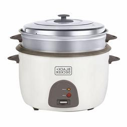 Black & Decker RC4500 220 Volt Rice Cooker 4.5L 25-cup 220v