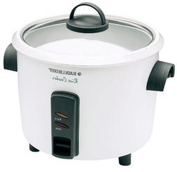 Black & Decker RC400 16-Cup Rice Cooker