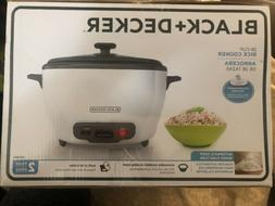 BLACK+DECKER RC5280 28 Cup Rice Cooker White