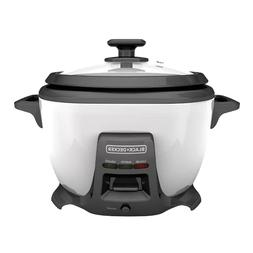 BLACK+DECKER RCS614 Rice cooker 14-cup with Saute Function W