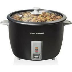 Hamilton Beach® Black Rice Cooker