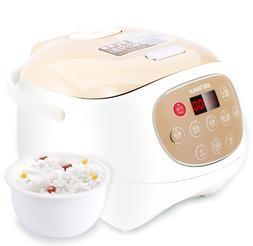 Tianji Ceramic Pot Digital Rice Cooker FD20D 2L, Baby Porrid
