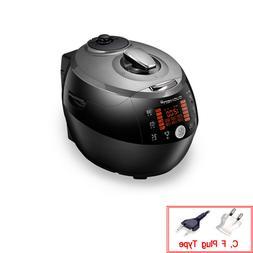 CUCHEN CJS-FC0603F Pressure Rice Cooker 6 CUPS Automatic ste