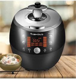 Cuchen CJS-FC0605F Electric Pressure Rice Cooker Automatic S