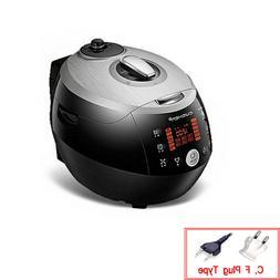 CUCHEN CJS-FC0610F Pressure Rice Cooker 6 CUPS Automatic ste