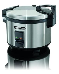 Proctor Silex Commercial 37540 Rice Cooker/Warmer, 40 Cups C