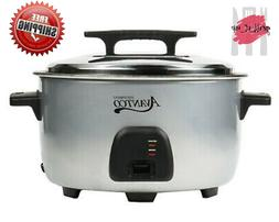 Avantco Commercial 60 Cup  Electric Rice Cooker / Warmer 120