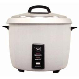 COMMERCIAL 30 CUP ELECTRIC NON-STICK RICE COOKER WARMER