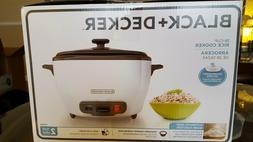 28-Cup Cooked/14-Cup Uncooked Rice Cooker and Food Steamer,