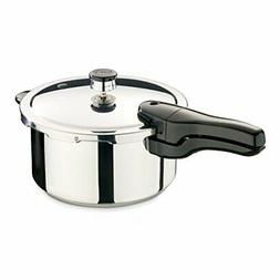 Presto Cooker & Steamer - 1 gal - Stainless Steel