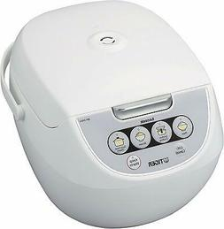 Tiger Corporation JBV-A10U-W 5.5-Cup Micom Rice Cooker with