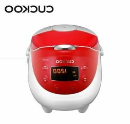CUCKOO CR-0365FR Rice Cooker Small Size 3person 3Cup 220~240
