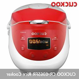 CUCKOO CR-0365FR Rice Cooker Small Size For 3person 220~240V