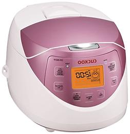 Rice Cooker 6 Cups Uncooked 3 Liters 3.2 Quarts Pink Non Sti