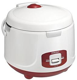 Cuckoo CR-1055 Rice Cooker, None, Red