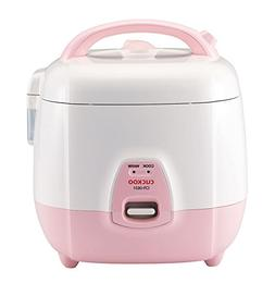 Cuckoo CR-0631 Rice Cooker, 3 Liters / 3.2 Quarts, Pink