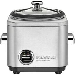 Conair Crc-400 Cuisinart Rice Cooker 4 Cp Brushed Stnlss Nic